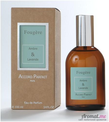 Аромат Accord Parfait Ambre & Lavande