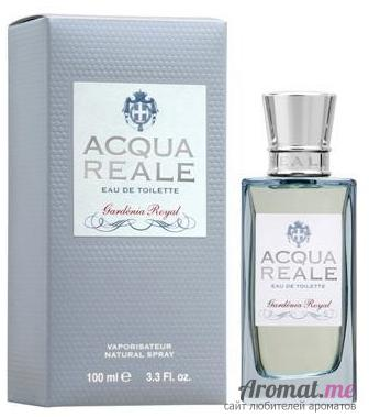 Аромат Acqua Reale Gardenia Royal