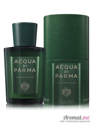 Аромат Acqua di Parma Colonia Club