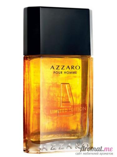 Аромат Azzaro Azzaro Pour Homme Limited Edition 2015