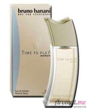 Аромат Bruno Banani Time To Play Women