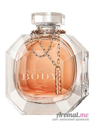 Аромат Burberry Body Crystal Baccarat