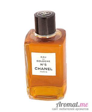 Аромат Chanel No 5 Eau de Cologne