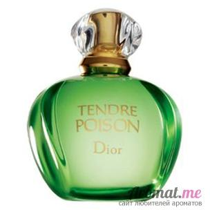 Аромат Dior Poison Tendre
