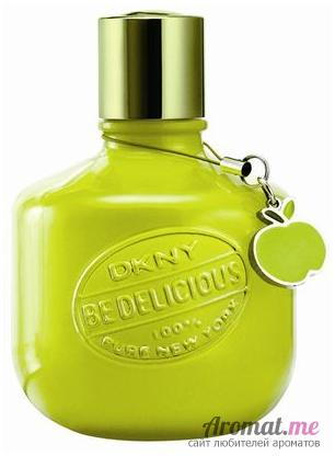 Аромат Donna Karan DKNY Be Delicious Charmingly Delicious