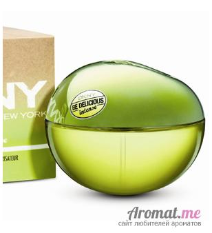 Аромат Donna Karan DKNY Be Delicious Eau so Intense