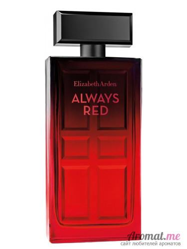 Аромат Elizabeth Arden Always Red
