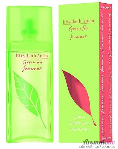 Аромат Elizabeth Arden Green Tea Summer
