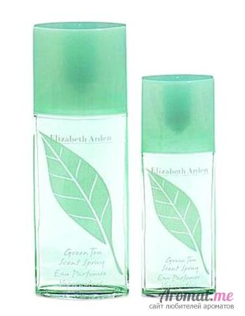Аромат Elizabeth Arden Green Tea