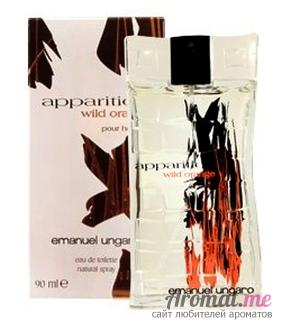 Аромат Emanuel Ungaro Apparition Wild Orange
