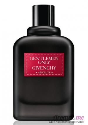 Аромат Givenchy Gentlemen Only Absolute