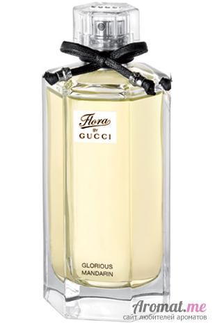 Аромат Gucci Flora by Gucci Glorious Mandarin