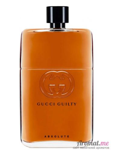 Аромат Gucci Gucci Guilty Absolute