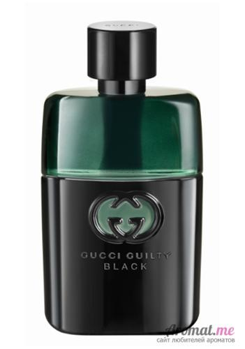Аромат Gucci Guilty Black Pour Homme