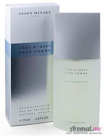 Аромат Issey Miyake L'Eau d'Issey Pour Homme