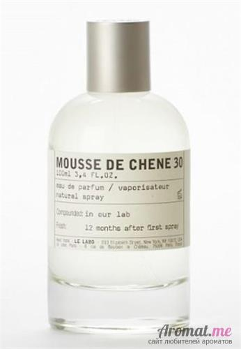 Аромат Le Labo Mousse de Chene 30 (Amsterdam City Exclusive)