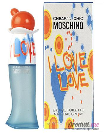 Аромат Moschino Cheap & Chic I Love Love