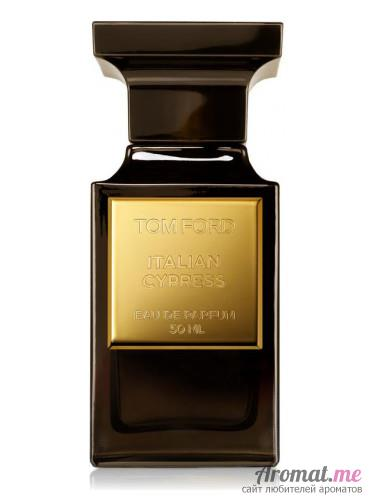 Аромат Tom Ford Reserve Collection: Italian Cypress