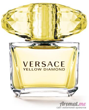 Аромат Versace Yellow Diamond