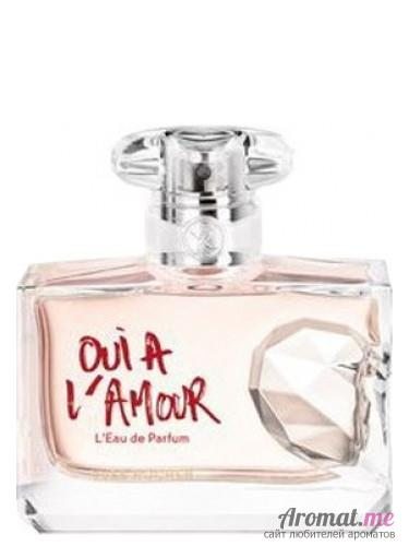 Аромат Yves Rocher Oui a l`Amour