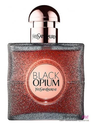 Аромат Yves Saint Laurent Black Opium Hair Mist