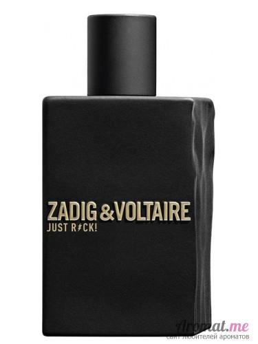 Аромат Zadig & Voltaire Just Rock! for Him